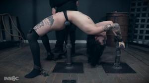 Suffer in Rhythm - Charlotte Sartre [2018,Spanking,Rope Bondage,Torture][Eng]