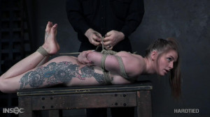 Bdsm Porn Videos The Wrecking Bal [2020,HardTied,Cora Moth,Humiliation,Torture,BDSM][Eng]