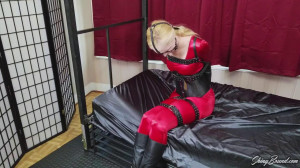 Ariel Anderssen.. Spandex and Leather [2018,Bondage][Eng]