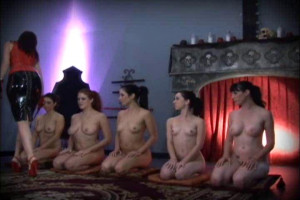 The Ivy Manor Slaves Part 3 The Dream Team, Part 2 [2010,Isabella Sinclaire,All Girl,Fetish Movies,Bondage][Eng]