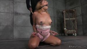 Rag Doll - Liv Aguilera, Jack Hammer [2014,Bondage,Spanking,Submission][Eng]