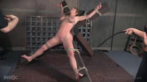 Sweet Agony Part 2 - Dee Williams [Legs Spread,Hitachi,Nipple Weights][Eng]