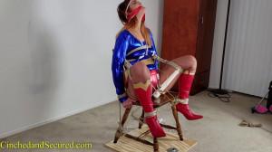 Ultragirl's Orgasmic Ordeal [2021,BDSM,Rope,Bondage][Eng]