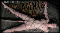 The Agents Part 2 - Maxim Law [2019,Submission,Rope Bondage,Torture][Eng]