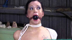Maria Marley's Tight Hogtie Part 2 [Eng]