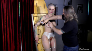 Paintoy - Time to explore pain Part 1 [Abigail Dupree][Eng]