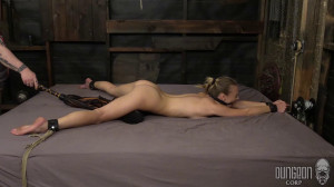 Molly Electric Torture [2017,Bdsm,Torture,Humilation][Eng]