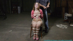 HD Bdsm Sex Videos Reverse Prayer Hogtie For Rachel Part 2 [2020,Bdsm ,Groping ,Bondage ][Eng]