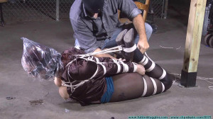 Riley is Captured Belt Whipped and Hogtied 3 part - Extreme, Bondage, Caning [2019,Humiliation,All Sex,Big Ass][Eng]