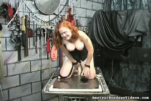 Kirsten Gets Punished [Eng]