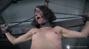 Chatter Bitch [2014,Torture,Bondage,Spanking][Eng]