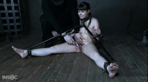 Luna Rival - Rigid Restraints [Rope,torture,BDSM][Eng]