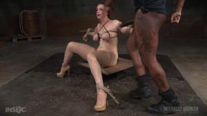tited tits and strict challenging bondage! [2016,Bella Rossi - Matt Williams - Maestro - Jack Hammer.,BDSM,Hardcore,Bondage][Eng]