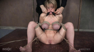 Shared Rope- Dee Williams [2019,HardTied,Cool Girl,Extreme Bondage,BDSM,Torture][Eng]