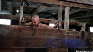 Bdsm Most Popular Greyhound Cow Stall Beating [2020,BrutalMaster,BDSM,Corporal Punishment,Bondage][Eng]