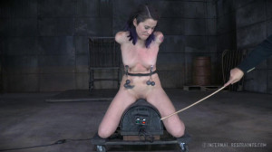 IR - Freya French - Matt Williams, Fucking Frenchie [2015,Freya French,BDSM,Extreme Bondage,Domination][Eng]