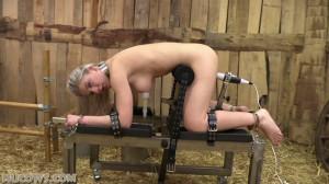 Super bondage, torture and domination for naked bitch [2021][Eng]