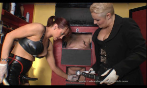 Turning the Tables Finale [2019,Foot Fetish,Femdom ,Foot Domination][Eng]