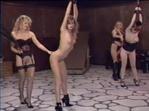 Once A Slave - Whip My Pussy [1995,HOM,Misty Rain,Rope Bondage,Hogtied,BDSM][Eng]
