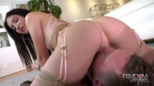 Brat Bitch [2021,Jane Wilde,Stockings,Facesitting,Chastity][Eng]