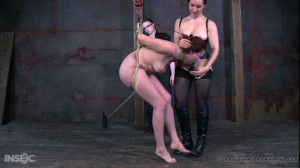 It Part Two [Lila Katt,Strap-on,BDSM,Bondage][Eng]