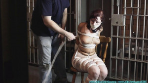 HD Bdsm Sex Videos Smalltown Jail Rinn Hogcuffed, to Excerise, then Hogtied Part 1 [2020,FutileStruggles,Bondage ,Handcuff And Shackle Fetish ,Male Domination][Eng]