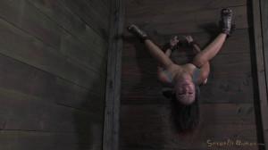Tiny Amber Rayne takes on massive 10 inch Bbc [2018,SB,Cool Girl,BDSM][Eng]