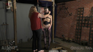 Hot Walker in Bondage extended [2017,SensualPain][Eng]