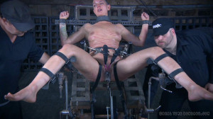 The Extended Feed of Miss Dupree Part 5 [2015,Abigail Dupree,Torture,BDSM,Humiliation][Eng]