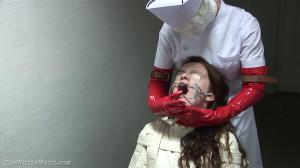 Electroshock Therapy [2016,Electrik play,Latex,Medical Fetish.][Eng]