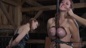 Udderly Screwed Part 3 - Holly Wildes [BDSM,Rubber,Domination][Eng]
