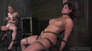 Bent Back Bitch Part 2 - Darling, Penny Barber [2013,Bondage,BDSM][Eng]