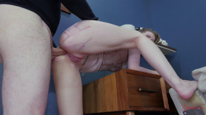 Swallow Training For Jessica Kay [2017,Jessica Kay,Asslicking,Crying,Cum swallow][Eng]