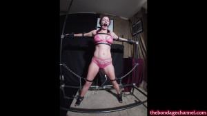 Sarah Brooke Orgasm Predicament [2019,Bondage,BDSM,torture][Eng]
