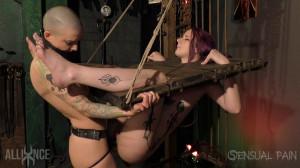 SensualPain - Abigail Dupre, Jessica Kay - Test For slave jess [Eng]