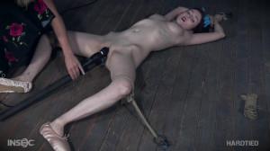 Penny Lay and London River (Pas de Deux) [HardTied,Penny Lay,Bondage,BDSM,Ballerina][Eng]