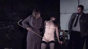 Im Verhör Clara Part 1 [Rope Bondage,BDSM,Spanking][Ger]