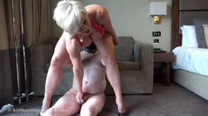 Ballbustingchicks - Rapture - Dominated By Female Muscles [Ballbustingchicks,Ballbasting,Femdom][Eng]