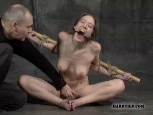 HardTied - Jade Marxx [Eng]