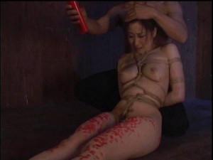 Yu Kawakami Torture part 265 [2013,Bondage,Bdsm,Torture][Eng]