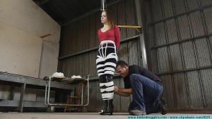 The Rachel 625 - Part 1 [2020,crotchrope, velvet jeans][Eng]