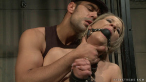 Lillandra Antonio Takes A Prisoner [Eng]