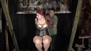 Brendas Bondage - Curvy And Flexible [2018,BDSM,Spanking,Long Legs][Eng]