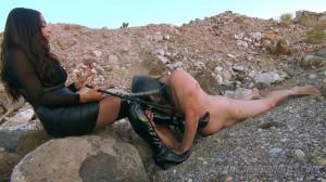 Princess Carmela [AmericanMeanGirls,Princess Carmela,Boot Worship,High Heels,Boot Domination][Eng]
