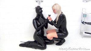 Rubber Sex, Pony Tranformation And Treatment Part Two [Eng]