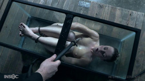 Kate By The Ocean [2018,InfernalRestraints,Kate Kennedy,BDSM,Humiliation,Whipping][Eng]
