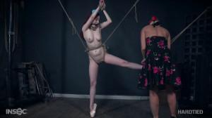 Pas de Deux - Penny Lay and London River [2017,Penny Lay & London River,BDSM,Humiliation,Vibrator][Eng]