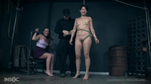 Slippery When Mia Part 1 - Mia Torro [Torture,BDSM,Humiliation][Eng]