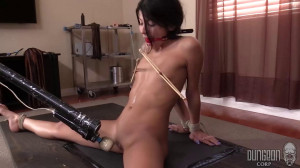 Submissive and Overwhelmed [2017,Bondage,Torture][Eng]