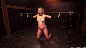 BrutalMaster - Abby Marie - Humiliated and Tortured [2020,Whipping,BDSM,Torture][Eng]